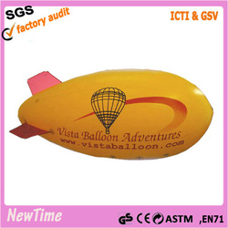 giant inflatable promotional display blimp