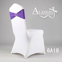 hot sale spandex chair sash for wedding events/decoration