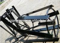 agricultural machine parts edged weeding wheel