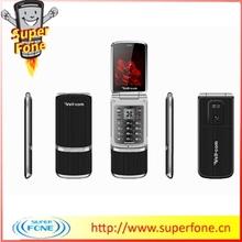 V777 2.2inch Dual SIM mobile phone Flip phone cheap handphone