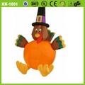 Nouveau populaire en plein air décoratifs. géant gonflable de dessin animé costume de poulet
