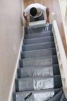 Temporary Carpet Protection Film
