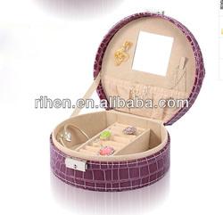 Newest Design Mirror Luxury Jewelry Box Wholesale