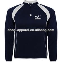 2014-2015half zip soccer track jackets