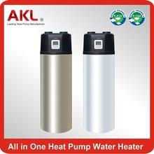 Air Source heat pump Water Heater,compact water heat pump