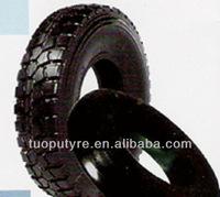 Run flat 14.00R20 tire