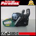 Venta caliente 52cc motosierra de la gasolina, motosierra/sierra cadena con buena calidad