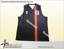 Sublimated Custom Basketball Uniform