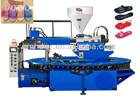Full automatic slipper / sandal / shoe making machine