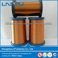 polyesterimide émaillé 3mm fil de cuivre massif