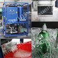 comercial del tubo de hielo maker