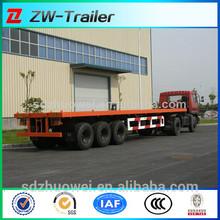 60 T 3 eje de transporte de contenedores de camión / usado camiones para la venta en los estados unidos