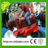 The newest amusement game inflatable bull sprots