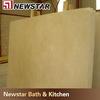 Top quality cheap polished crema marfil marble slab price