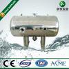 stainless steel water tank storage tank oil vegetable horizontal type 500L