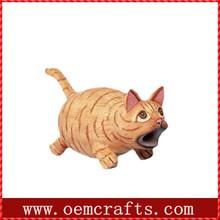 Top quality ceramic cat New bird house wholesale