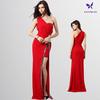 Red dresses evening with big ass in evening dress photos