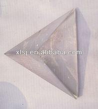 Natural Rock Crystal Pyramid Craft