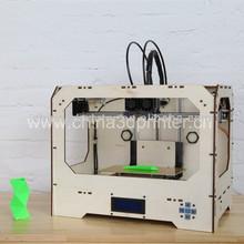 Plywood LCD Display 3D Models Printer Machine