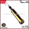 Champagne de oro y cromo teslam 2, teslas elegante m 2, teslas m2 vapor mod