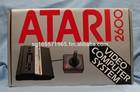 Atari 2600 Jr Retro Gaming Game Console Unique Vintage 80's Rare