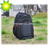 Solar bag with 4W high quality solar panel, directly charge iphone,ipad