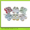 Menina sapatos casuais sapatas de bebê de laço de calçados infantis/sapatos para crianças/menina sapatos