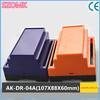 China plastic enclosure manufacturer din rail module plc enclosure