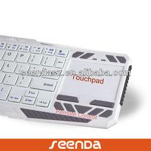 Stylish Wireless bluetooth keyboard & touchpad tv controller keybaord