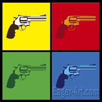 Gun Prints for Sale