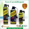 Tyre & Tire Puncture Leak Repair Sealer and Inflator 400ml (Aerosol Type)
