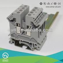 Universal screw automotive wire connector terminals