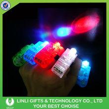 Multicolor Magic Finger Lights Supplies