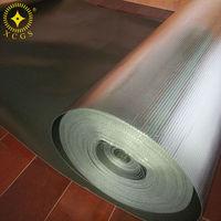 heat resistant insulation foam/silver foam insulation/aluminum foil foam insulation