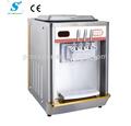 máquina de aguanieve con tres tazones de alto nivel comercial con buen precio