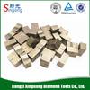 high quality Diamond Tool stone segment for cutting granite