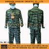High quality American Tiger stripe camouflage BDU army military uniform
