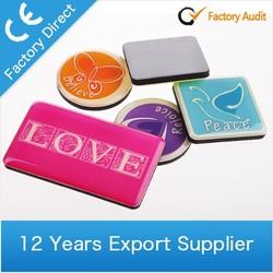 China factory directly supply custom souvenir fridge magnet