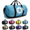 Gym camping shoulder travel sport bags