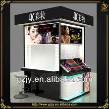 wholesale acrylic makeup organizer for makeup counter display