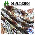 mulinsen نسيج والحياكة المطبوعة الناعمة النسيج نسج الحرير الصناعي خاتم مصانع في شاوشينغ