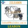 Eléctrica comercial de cabra ordeñadora machine|gasoline de la máquina de ordeño para goats|milking cabras de la máquina