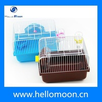 Eco-friendly Heavy-duty Wholesale Plastic Small Pet Cages