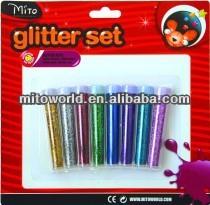glitter shimmer powder