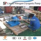 Liquid Oxygen/Nitrogen/Argon Cryogenic Filling Pump