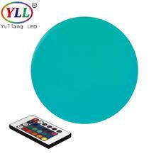 Led Lamp Multicolor LED Ball furniture 500 mm Pool House Garden led globe ball