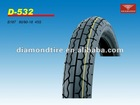 High speed motorcycle tire 80/90-18 D-532