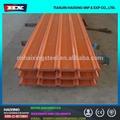 핫 골판지 지붕 시트/ 금속 루핑 시트 가격/ 금속 지붕