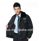 colored workwear uniform winter jackets