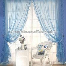 Guangzhou Design Fabric Window Curtain